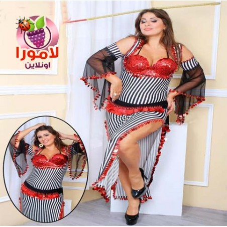 جلابية مصرية  رقص